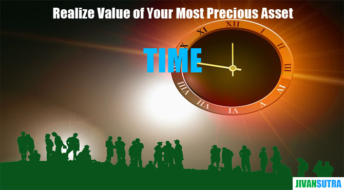 Value of Time Management in Hindi