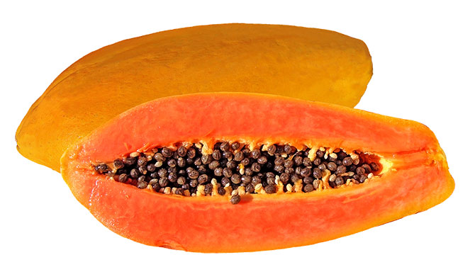 Papaya Benefits and Papita Information in Hindi