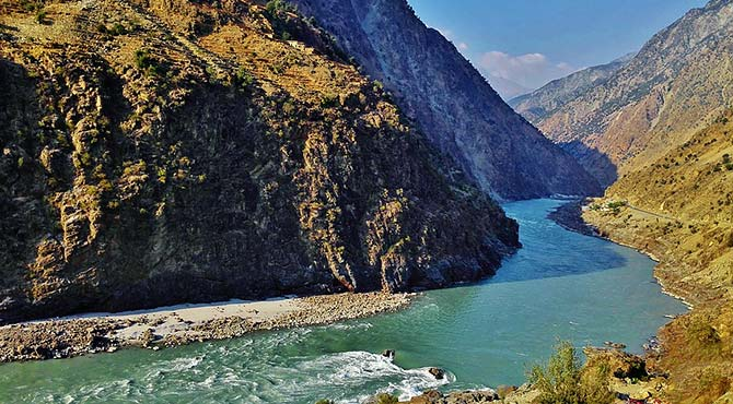 Longest Rivers of India in Hindi