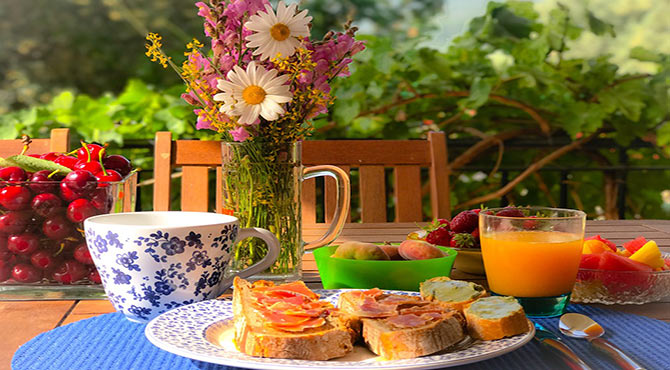 Breakfast Meaning and Benefits in Hindi
