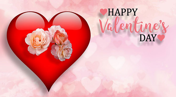Valentine's Day Images, Messages and Quotes in Hindi